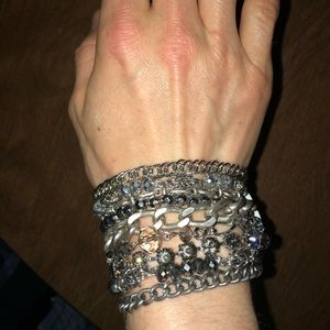 LOFT magnetic multi bracelet NWT